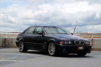 2003 Bmw M5  2003 Bmw M5 E39 Stock M Mpower Carbon Black