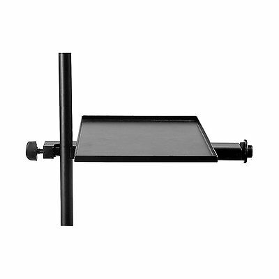 On Stage Stands - MST1000 U Mount Mic Stand Gig Tray