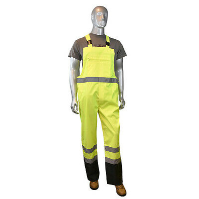 Radians RW30-ES1Y General Purpose Rain Bib Pants