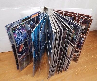 Lot of ~500 Different Skybox Collectible Star Trek The Next Generation Cards