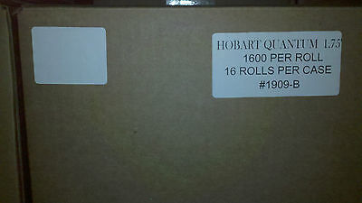 "Hobart Quantum 1.75"" Blank Scale Labels - Best Price Overall"