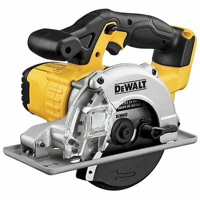 DEWALT DCS373B 20-V Max 5-1/2 in. Cordless Metal Cutting Circular Saw(Tool Only)