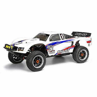 HPI Baja 5T-1 Truck Clear Body (Trimmed) - 7561