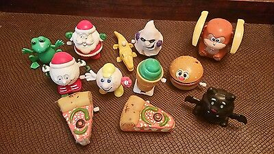 vintage wind up toys lot