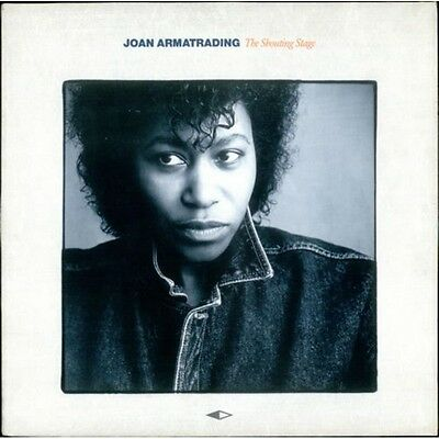 Armatrading Joan - The Shouting Stage (Lp 1988)
