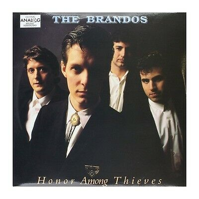 Brandos The - Honor Among Thieves (Lp 1987)