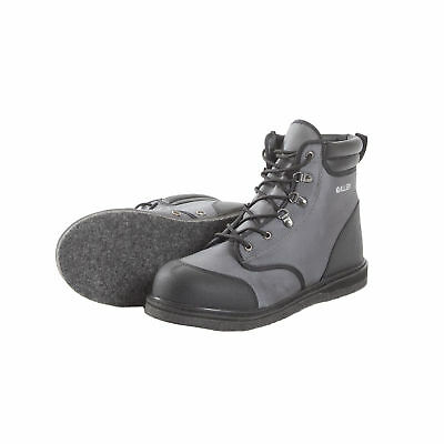 ALLEN CASES 15729  Antero Felt Sole Wading Boot Sz 9,Grey