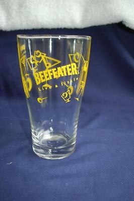 """Beefeater """"Live a Little"""" Gin Glass Logo Design Martini & Olives design"""
