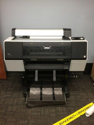 "Epson Pro 7900 Printer 24"" wide Mint condition. Excellent. works"
