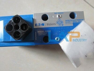 1PC New Vickers DG4V-3-0B-MUH760 Solenoid Valve