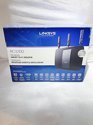 Linksys AC3200 Tri-Band Smart Wi-Fi Wireless Router - EA9200 dual-band routers,