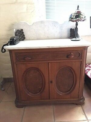 Antique Marble top Wash Stand - Price Reduction
