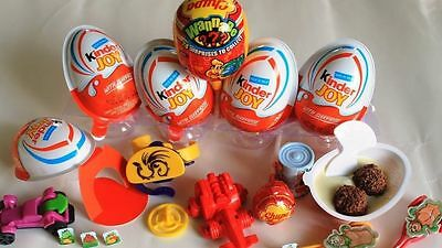 **Kinder JOY Surprise Eggs for Chocolate Toy Inside,Kids Easter Eggs Gift**