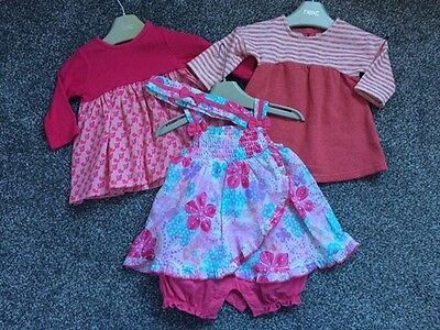 Girls, Upto 1 Month Next Dresses (First Size)