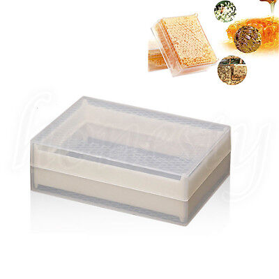 1/5pcs Beekeeping Tool Honey Lattice Produce Honey Bee Hive Box Container