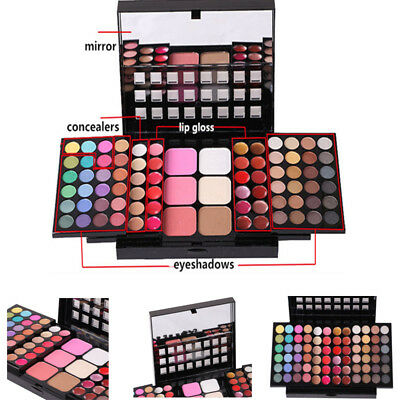 NEU Mode 78 Teile Make Up Multifunktions Schminkset Schminkkoffer Kosmetikset