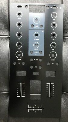 Traktor Z2 Replacement Faceplate Brand New
