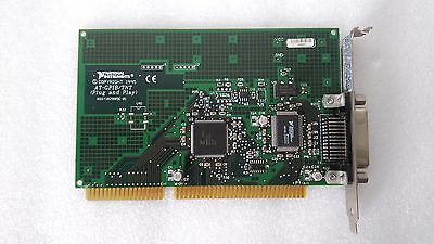 NATIONAL INSTRUMENTS, Used / 182887E-01 // AT-GPIB/TNT GP-IB Card, Plug and Play