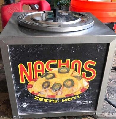Nacho Cheese Dispenser Heated Works Great Ladle Type