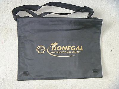 Rare one off Sebastien Loeb signed Donegal rally pack 2007  WRC Rally Ireland