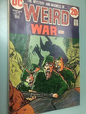 Weird War Tales #12.