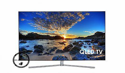 samsung qe49q7f 123 cm 49 zoll display qled tv led fernseher eur picclick de. Black Bedroom Furniture Sets. Home Design Ideas