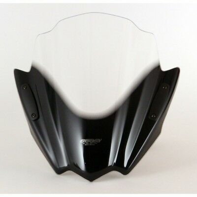 "MRA Racing-Screen for Naked-Bikes ""RNB"" for MOTOGUZZI Nevada 750 clear"