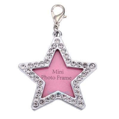 Dog Cat Pet TAG Charm Custom Puppy ID Name Alloy Crystal Collar Necklace Pendant