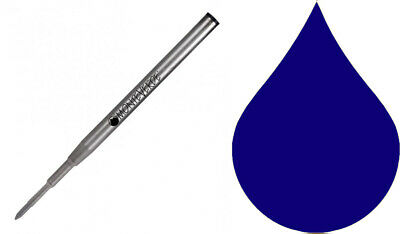 Montblanc Refills By Monteverde - Ballpoint Pen - Blue Black - Medium Pt M131BB