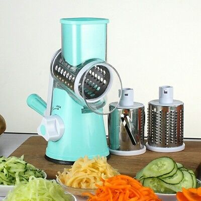 Round Vegetable Manual Slicer/Grater