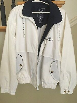 Vintage Desert Inn Las Vegas Men's Large Jacket New Never Worn . Size Large
