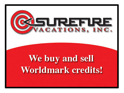 50,000 Annual Credit WorldMark by Wyndham Premier Timeshare Resale Point