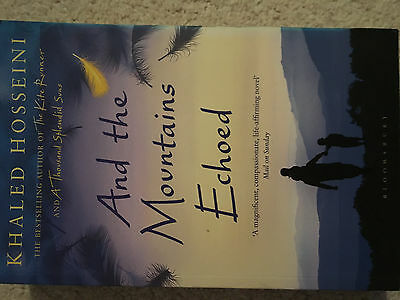 khaled hosseini and the mountains echoed pdf