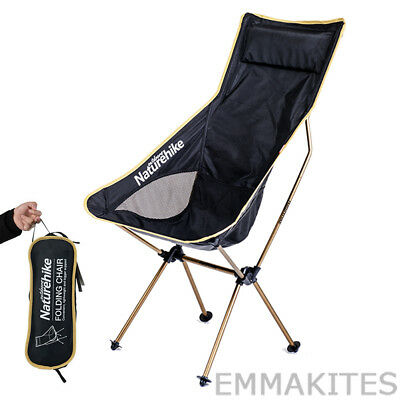 Ultralight Outdoor Portable Folding Chair for Fishing Beach Camping Sketching
