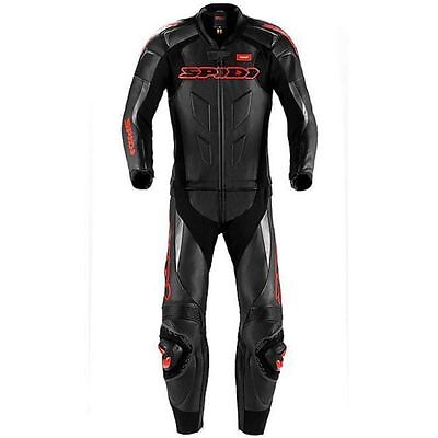 Spidi Leather Motorcycle 2 Piece Suit Super Sport All Sizes