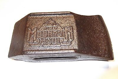Vintage 'the Mountain Maul' Axe Tool Salesman Sample?  Excellent Condition