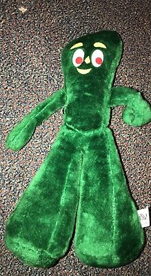 Gumby 1988  Plush Stuffed Toy Character Toy