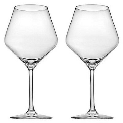 NEW IVV Tasting Hour Set of 2 Red Wine Glasses, 545ml