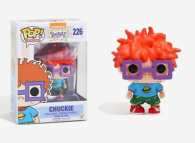 Funko Pop TV: Rugrats - Chuckie Finster Vinyl Figure Item No. 13057