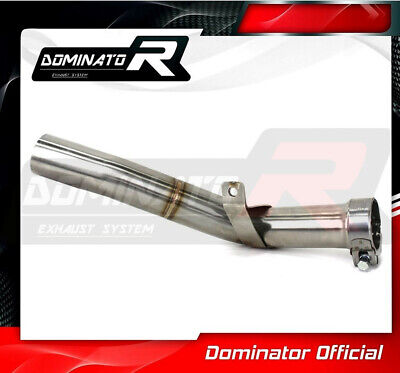 DE-CAT DECAT suppression intermédiaire DOMINATOR GSXR 600 08-10 K8-K9 L0