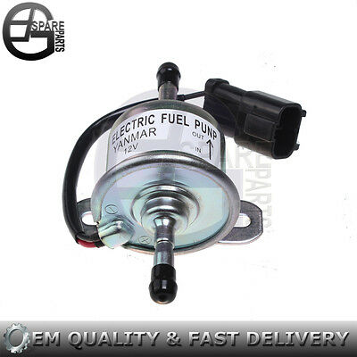 Fuel Pump TFP 12V for U-SHIN Transistor with Black Plug • $36.00 ...