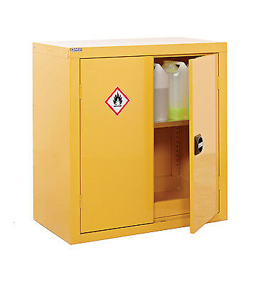 Hazardous Substance / Cleaners Cupboard / Cabinet  - Twin door