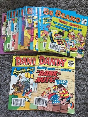 Bundle - Beano + 2 Dandys