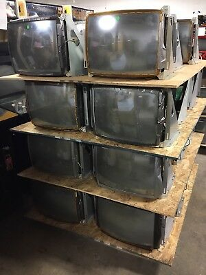 19 Inch Crt Monitor with Touchscreen and Controller