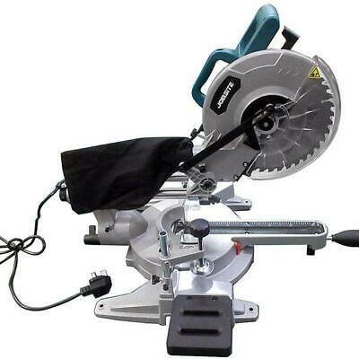 "230 Volt 10"" full twin slididing compound mitre saw New CT0092"