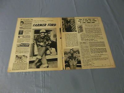 Tennessee Ernie Ford  clipping #RQ