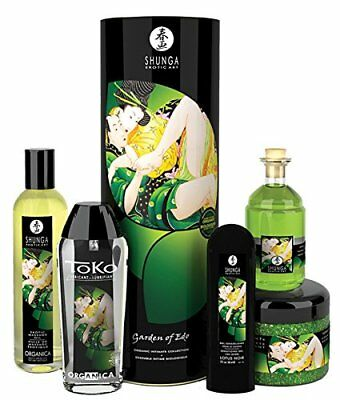 "Shunga ""Le Jardin D'edo'""Collection"