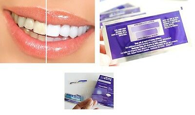 3-5-7-10-14 paires Professionelles de Bandes de Blanchiment de Dents Blanchiment