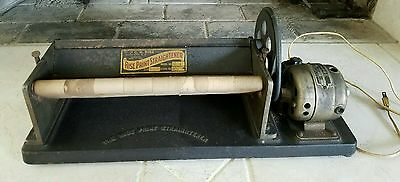 ANTIQUE EARLY 1900's  ELECTRIC RISE PRINT STRAIGHTENER  MODEL 4-A. PHOTOGRAPHY