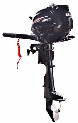 Hidea outboard engine - 4 strokes 2,5 Hp short shaft - Code: 75135600